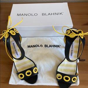 Manolo Blahnik Heels/Sandal